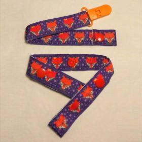 Violet Renard Orange