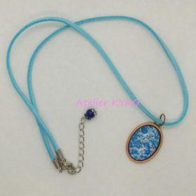 Liberty Bleu Turquoise