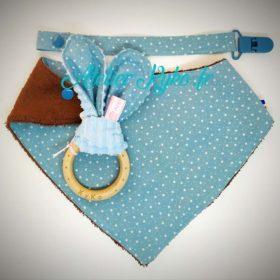 Bleu Petites Etoiles