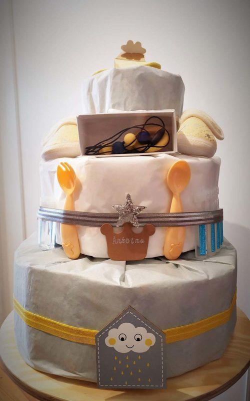 Gâteau de couches / Antoine