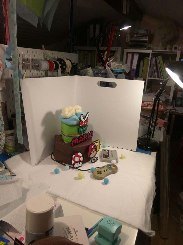 Le petit studio photographique