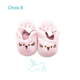 Choix 8 Ours Rose
