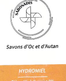 Savon L'Hydromiel 90g