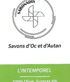 Savon L'Intemporel 90g