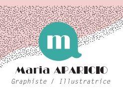 Maria APARICIO Graphiste/Illustratrice